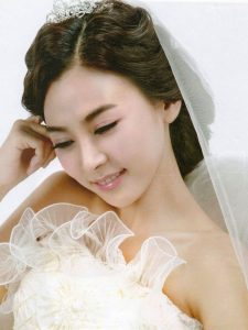Sweet Asian Bride