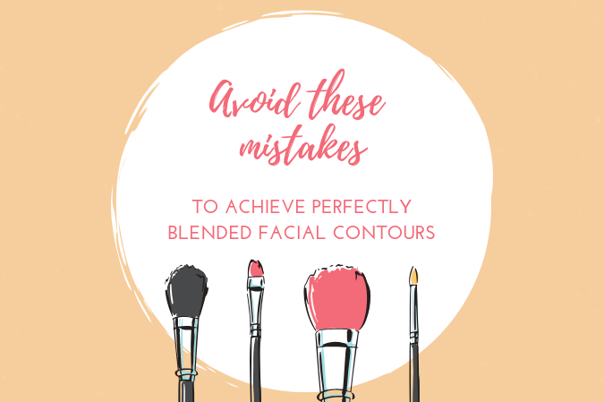 achieve perfectly blended facial contours